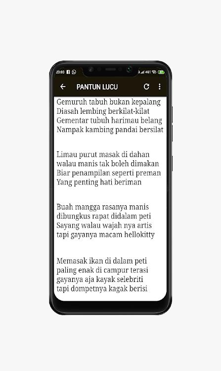 Bijak Lucu Gombal – Android Aplikace — AppAgg
