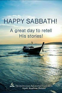 Happy Sabbath Blessing - náhled