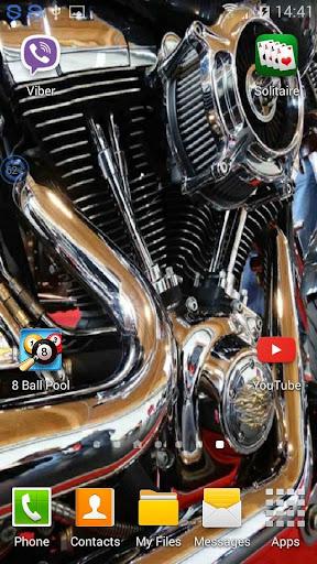 Motorbike SHAKE and Change LWP