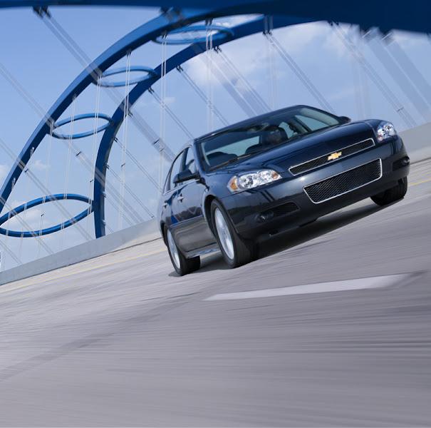 Photo: 2012 Chevrolet Impala