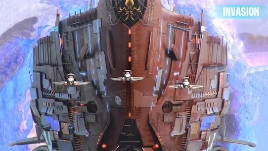 Ark of War: Galaxy Pirate Fleet MOD (Unlimited Money) 1