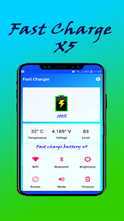 Fast Charge X5 - náhled