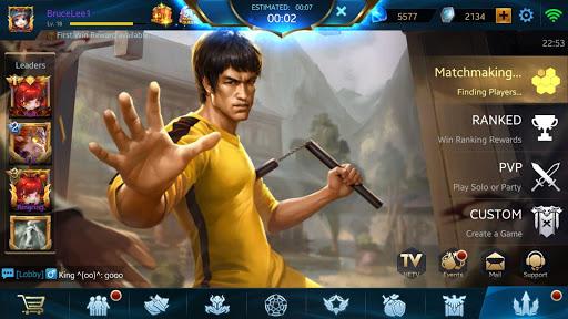 Code Triche Heroes Evolved APK MOD screenshots 6