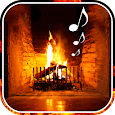 Fireplace Sound Live Wallpaper Icon