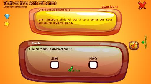 Critu00e9rios de divisibilidade 0.0 screenshots 4