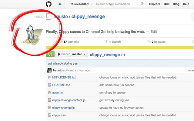 Clippy 2: Revenge of the Clip