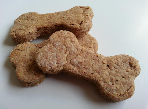 Dog Treats From Sissy's Kitchen Recipe