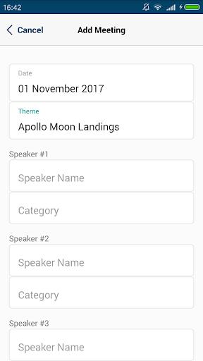 Timer for Speech for PC