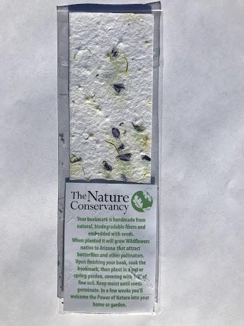 FREE Wildflower Bookmark...