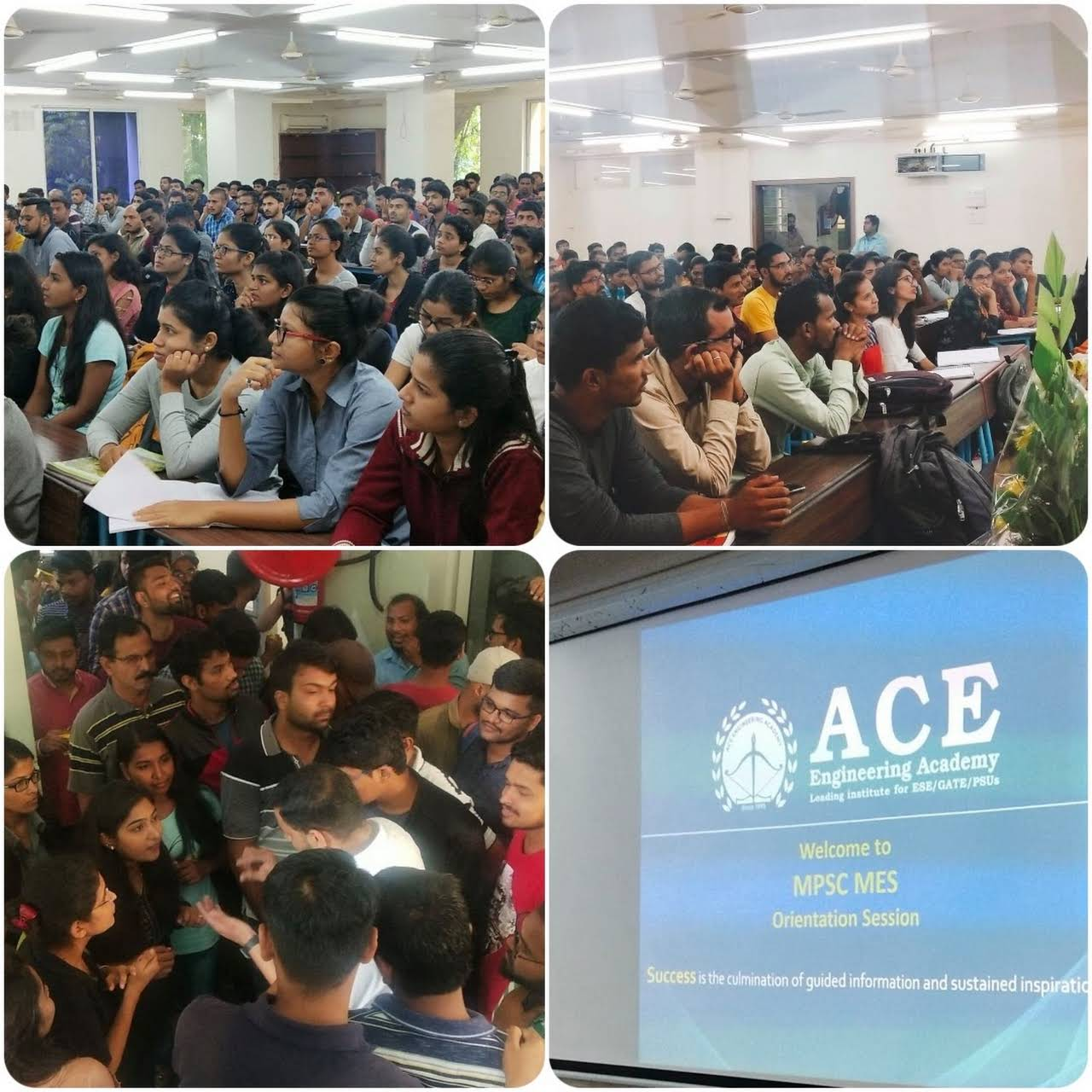 ACE Engineering Academy Pune - Coaching Center in Pune