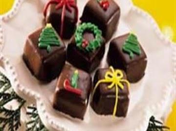 Brownie Petits Fours Recipe
