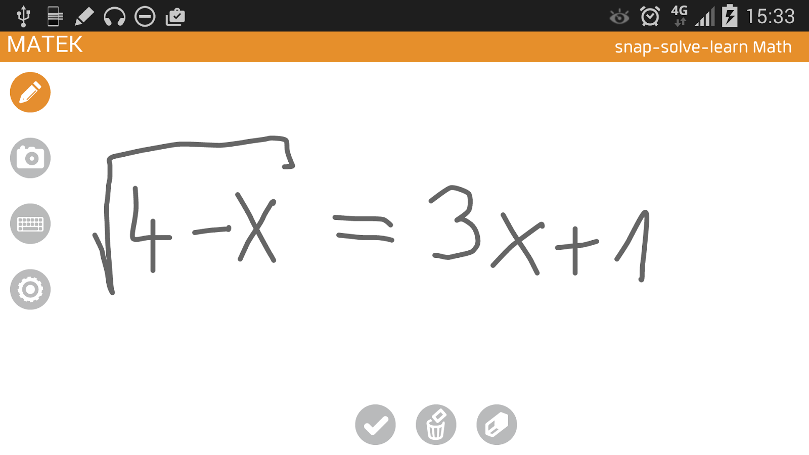 matek math camera solver android apps on google play matek math camera solver screenshot