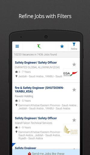 Naukrigulf- Career & Job Search App in Dubai, Gulf screenshot 4