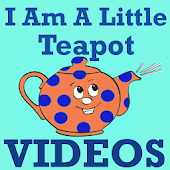 I Am A Little Teapot Rhymes