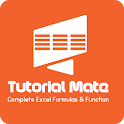 Tutorial Mate - Complete Excel Formulas & Function icon