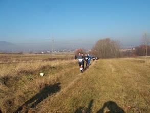 Zdjęcie: Jacek Łabudzki prowadzi grupkę !