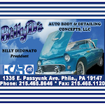 Billy Ds Auto Body Icon