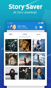 Story Saver for Instagram – Stories Downloader 3