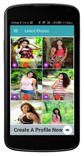 Lanka Models -  Sri Lankan  Modeling Girls for PC