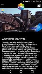 Show TV - náhled