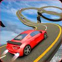 Mega Ramp GT Car Racing Stunt Game icon