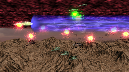 BlastZone 2 Lite: Arcade Shooter- screenshot thumbnail