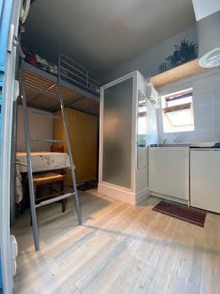 Vente studio 9,96 m2