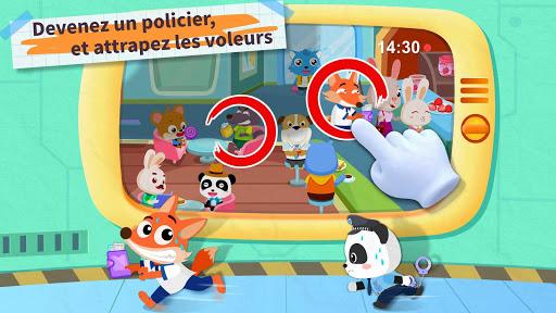 Les métiers courageux de bébé Panda  captures d'écran 2