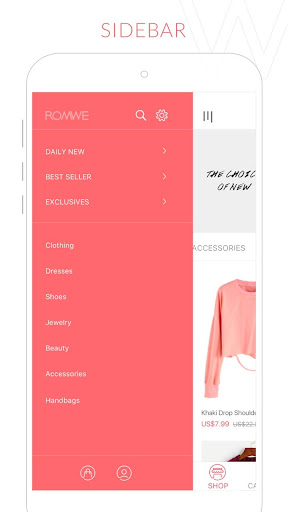 玩免費購物APP|下載Romwe shopping-women fashion app不用錢|硬是要APP