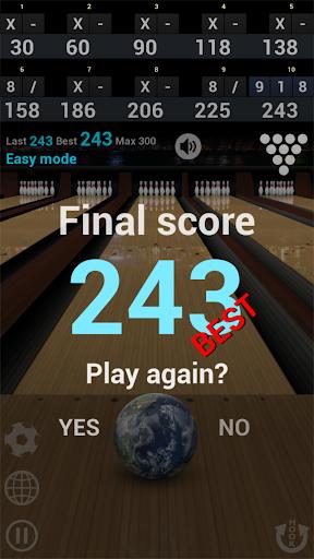 Bowling 3D 1.321 de.gamequotes.net 3