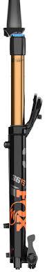 "Fox 36 E-Optimized Factory Suspension Fork - 29"", 160mm, 51mm Offset, Shiny Black, Grip 2 alternate image 0"