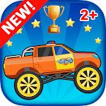 Car Racing for Kids & Toddlers Icon