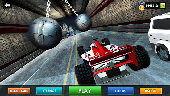 Speed Bump Car Crash Simulator: Beam Damage Drive - Apps ...