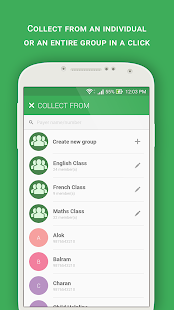 KITPAY-Manage your Collections- screenshot thumbnail