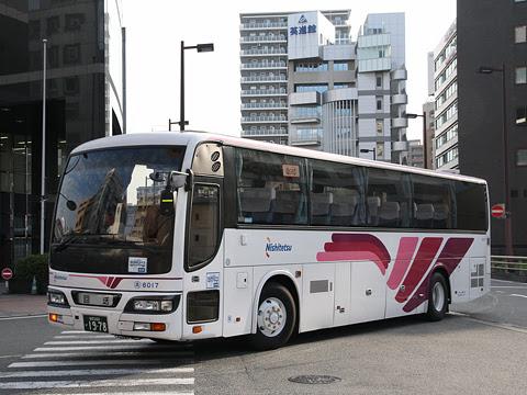 西鉄「フェニックス号」 6017
