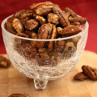 Chai-Spiced Mixed Nuts