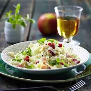 Fennel and Apple Risotto.