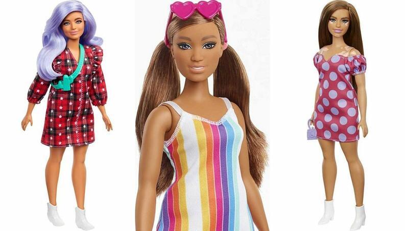 collage diversidad barbie 3