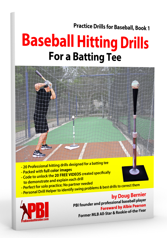 Batting tee drills book