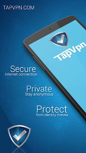 TapVPN Free VPN poster