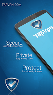 TapVPN Free VPN- screenshot thumbnail