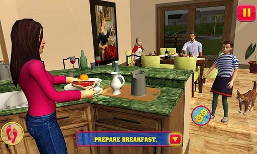Virtual Mom : Happy Family 3D 1.3 screenshots 2