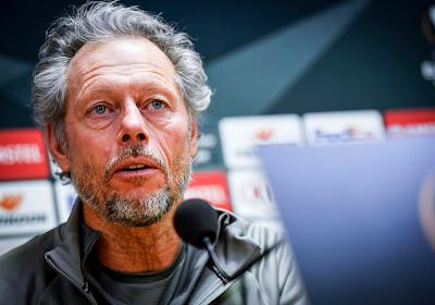 """Michel Preud'homme : """"Repartir de l'avant face à la meilleure équipe de Belgique"""""""