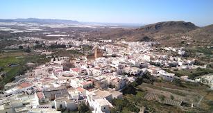 Fotografía de la Villa de Níjar.