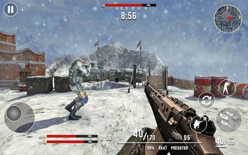 Rules of Modern World War V2 - FPS Shooting Game 1.1.1 screenshots 7