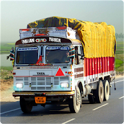 Indian Truck Mountain Drive Simulator 3D