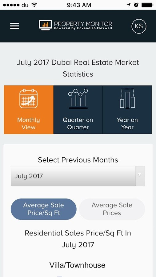 Property Monitor- screenshot