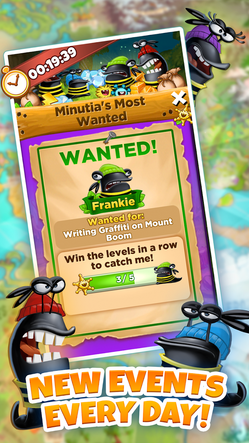 Best Fiends - Free Puzzle Game Screenshot 17