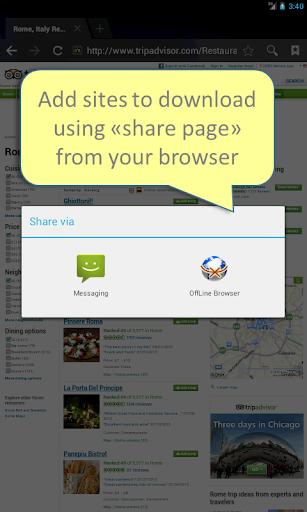 Offline Browser  screenshots 7