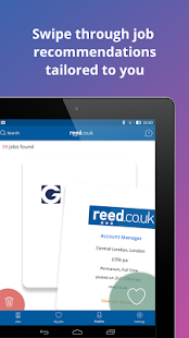 reed.co.uk Job Search - apply to over 250,000 jobs- screenshot thumbnail